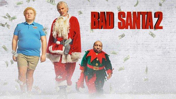 Full Streaming Movie Checked100 Bad Santa 2 2016 Billy Bob Thornton Kathy Bates Brett Kelly Original Aleexapenavega