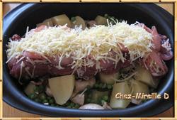 Filet Mignon de Porc Farci dans l'Ultra Plus