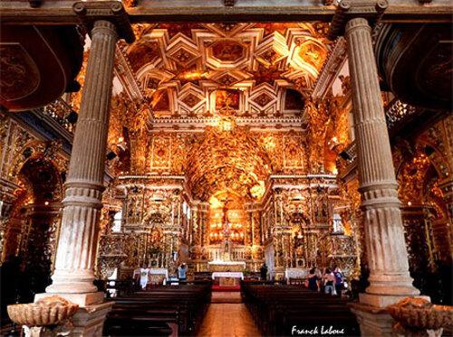 Parimoine mondial de l'Unesco - Le centre historique de Salvador de Bahia - Brésil - 2eme partie