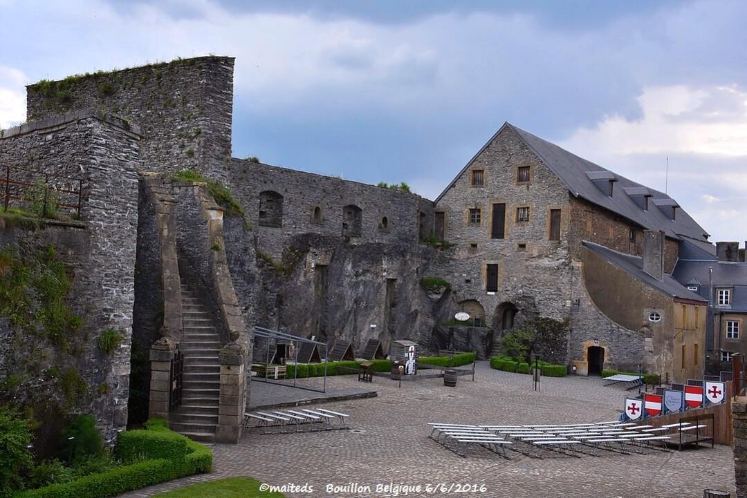 Bouillon - Belgique (fin)