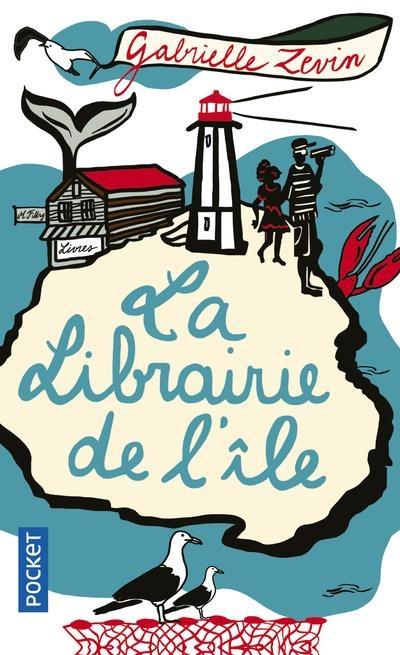 Gabrielle Zevin - La librairie de l'île (2015)