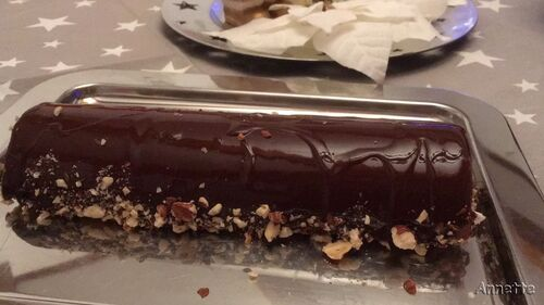 Bûche Trianon (Royal)