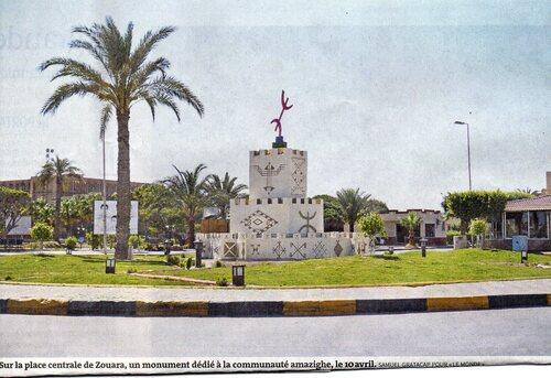 Les Berbères de Libye