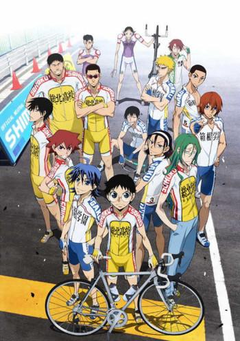 Yowamushi Pedal 2nd انمي