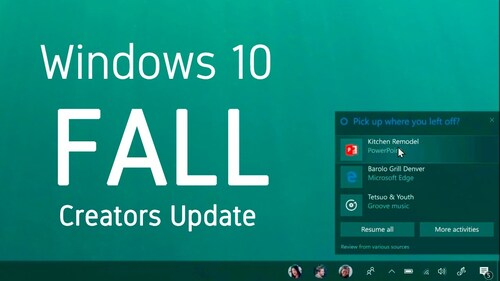 Windows 10 Fall Creators Update : que faut-il en attendre ?