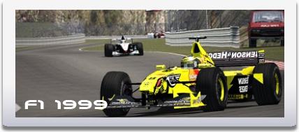 F1 Saison 1999