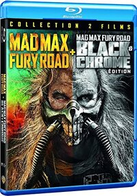 [Test Blu-ray] Mad Max : Fury Road - Black & Chrome Edition