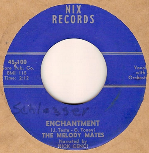 The Melody Mates : Enchantment