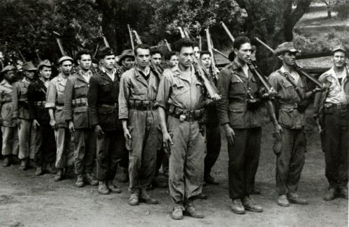 L'armée de Libération National