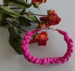 "Tuto : Petit bracelet ""Color Pop"""