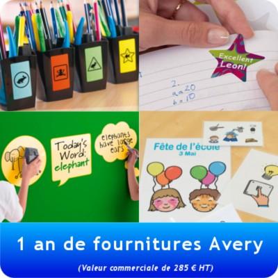 Jeu Avery pour les Professeurs des écoles
