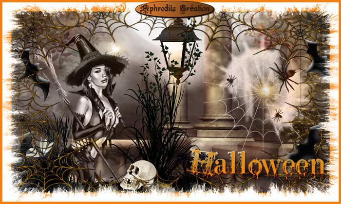 défi de Nath : Thème Halloween
