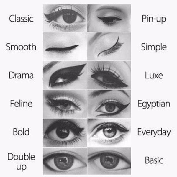 [Beauté] Bien appliquer son eye-liner