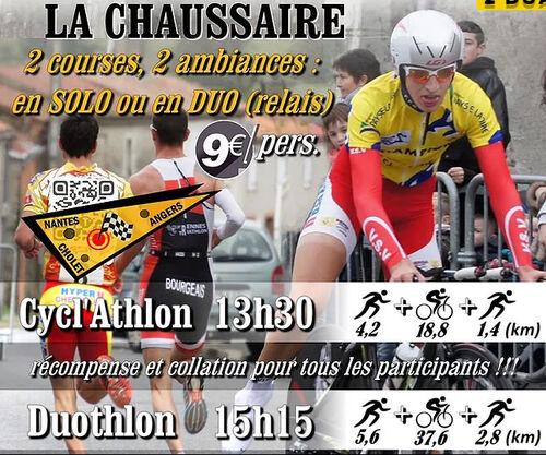 Duathlon LA CHAUSSAIRE 49