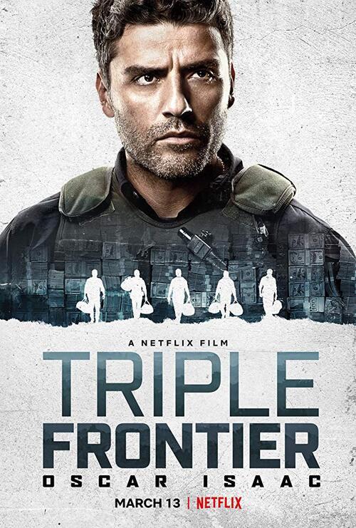 """Bonsoir a l'honneur : """" Triple Frontière """""""