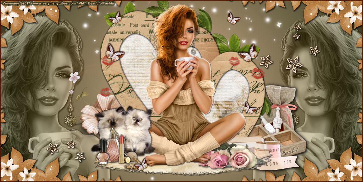 1 Girl with Cofee - Verymany