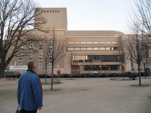 Les premiers pas berlinois de Wir Wellen