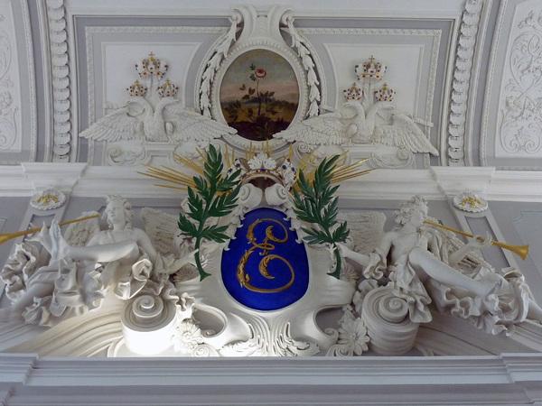 Les pays Baltes : Estonie : Jour 6 - Château de Kadriorg