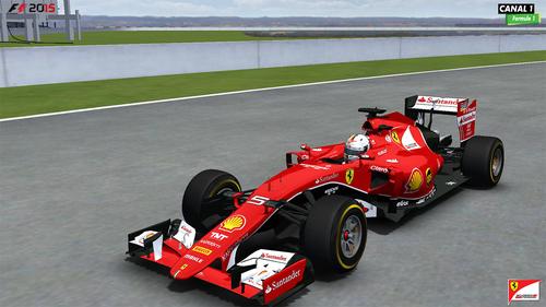2015 - Team Scuderia Ferrari