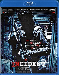 [Blu-ray] Incident (Incidente)