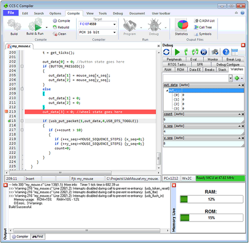 CCS PIC Compiler New Features in Version 5 (The Code Optimizer)