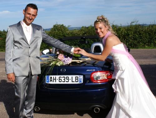 D'autres photos du mariage