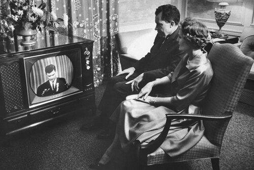 La télé est attractive