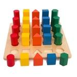 Du matériel Montessori pour la classe (maternelle)