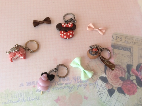 Quelques de mes Creations fimo ^^
