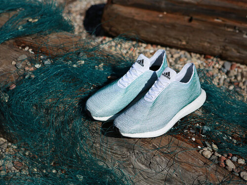 Adidas et Parley Ocean
