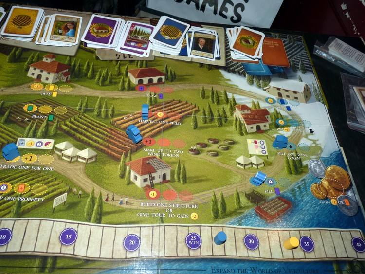 Viticulture-Tuscany