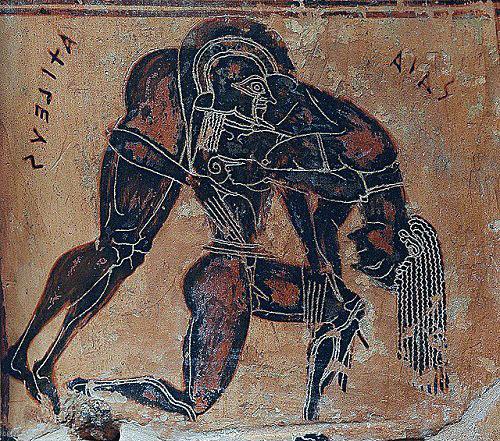 Achille et Ajax