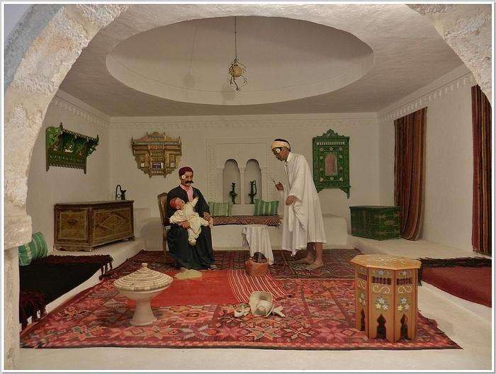 TUNISIE MUSEE DE GUELLALA