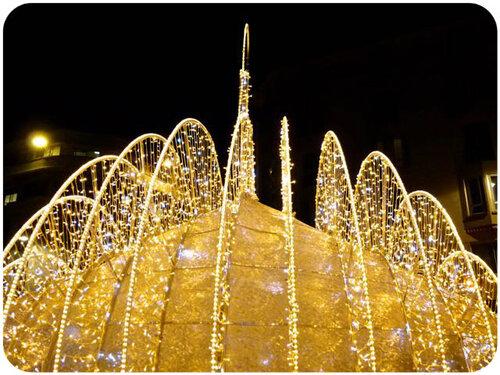 Biarritz illuminations de Noël !