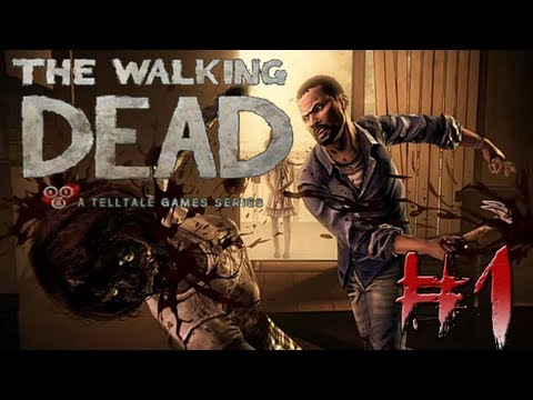 The Walking Dead Episode 1-RELOADED (PC)