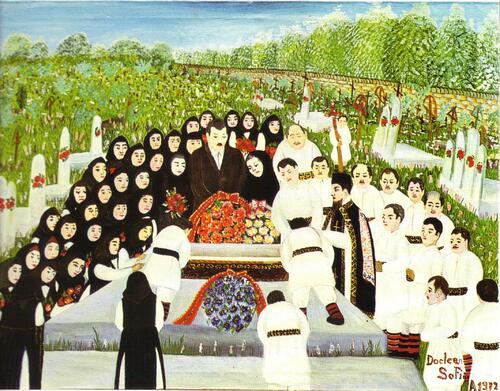 19. Funérailles à la slave