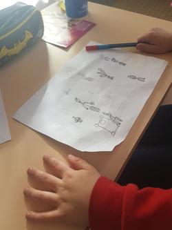 Animation à l'école St Jean - 18/02/2021