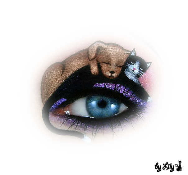 Mist love eye