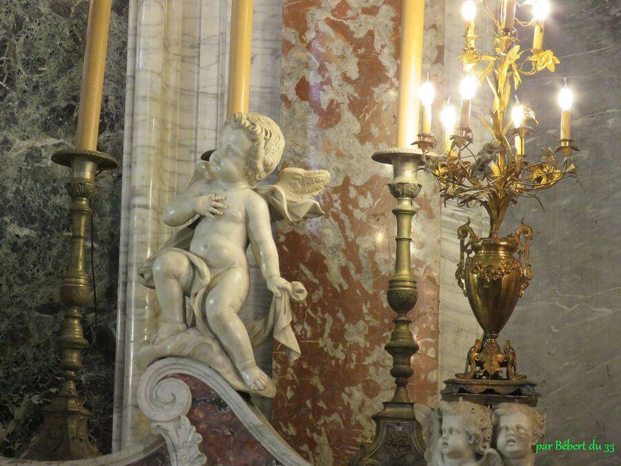 la cathédrale de St Pons de Thomières
