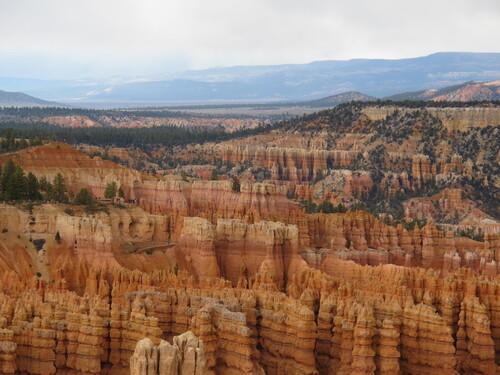 A travers l'Utah, deuxième semaine
