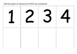 7 chevreaux à compter
