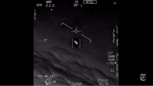 Les vidéos du Pentagone