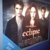 Affiche Eclipse dans les cinémas britanniques