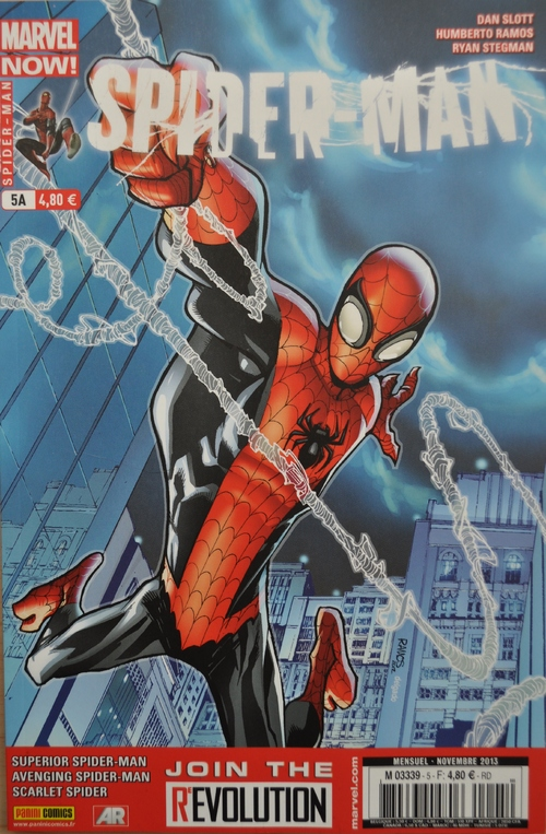 Spider-Man 5 : La force de l'Esprit