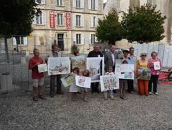 Concours de peinture en plein air 2012