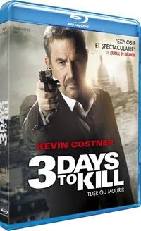 [Blu-ray] 3 Days to Kill