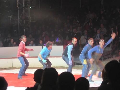 Le cirque de Noël 2