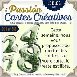 Passion Cartes Créatives#566 !