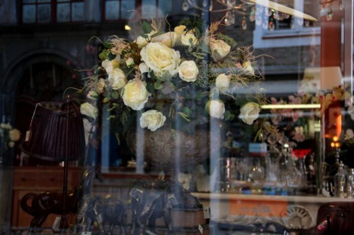 Bruges mon Amour - 2/3 : De Binnentuin