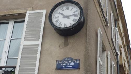 Et en plus, elles donnent l'heure ! (30 octobre 2010)